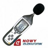 Sonometr DT-8852 CEM natężenia dźwięku