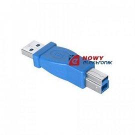 Przejście USB 3.0 wt.A-wt.B