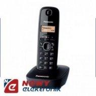 Telefon Panasonic KX-TG1611HGH(+ czarny Bezprzewodowy