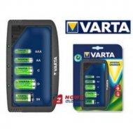 Ładowarka VARTA LCD Uniwersalna AA,AAA,C,D 6f22 9V Ni-MH