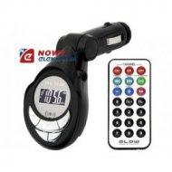 Transmiter FM BLOW LCD /USB/SD + pilot