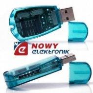 Czytnik kart SIM ze złączem USB OEM