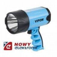 Latarka szperacz LED 3W CREE ładowalna,