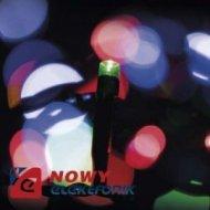Lampki ozdobne CHRISTMAS 2,5M MC 50LED IP20 choinkowe christmas