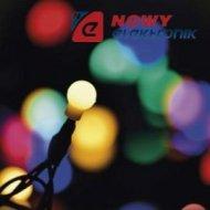 Lampki ozdobne BALL 10M MC IP20 200LED  choinkowe christmas