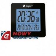 Termometr pokojowy z higr.E0113H