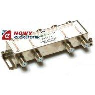 Spliter SAT 1/8 DSS118 5-2400MHz ]