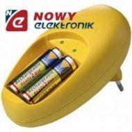 Ładowarka VARTA Easy Energy Mini +2szt. AAA R3 Ni-MH 800mA