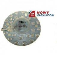 Wkład LED do plafonu 12W ciepły AC/lampy z magnesami