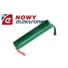 Akumulator do pakietu BYDAAA700 R3 z blasz.1,2V 700mAh NiMh