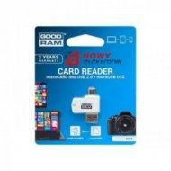 Czytnik kart micro SD + microUSB OTG GOODRAM