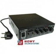 Wzmacniacz karaoke CTA-100/USB 100W,12VDC/230VAC