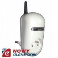 Retransmiter RTN-01 ZAMEL zasięg 250m 230VAC IP20