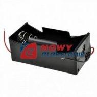 Koszyk baterii R14x1