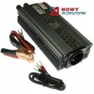 Przetwornica 12V/230V 800W SIN HEX SINUS USB