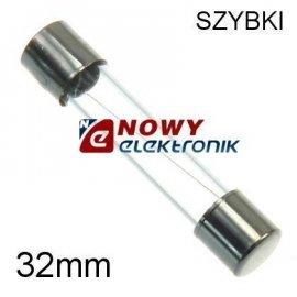 WTAd 1,5A Wkładka topikowa 32mm
