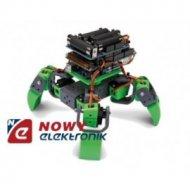 Robot ALLBOT Czworonożny VR408  VELLEMAN (ARDUINO)