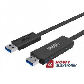 Kabel USB 3.0 Data Link Y-3501 do transmisji danych między komp. UNITEK