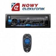 Radio samoch.JVC KD-X320BT  USB RED, Bluetooth (zest. głośnomówiący)
