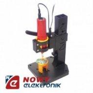 Wiertarka mini ze stojakiem + podświetlenie PCB