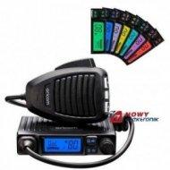 CB radio YOSAN Micro AM/FM ASQ  czarny