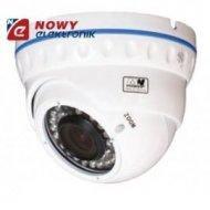 Kamera HD-UNIW. KU30-720P-2812W 1MPX 2,8-12mm IR30m Biała kopułka 4w1
