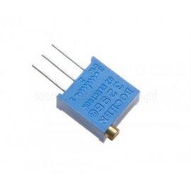 Potencjometr 3296W 10kΩ (64W,67W 0,5W  64W 67W wieloobrotowy stojący
