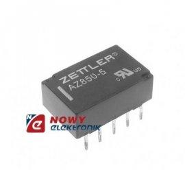 Przekaźnik AZ850-5 5V 1A 0,5A/125VAC 1A/30VDC typ DPDT