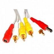Kabel do kamery A/V JMK 20m