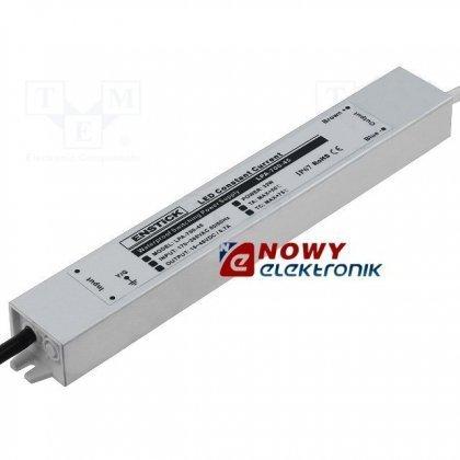 Zasilacz ZI LED prąd.700mA 31,5W 15-45V LPA-700-45 Driver IP67  31,5W
