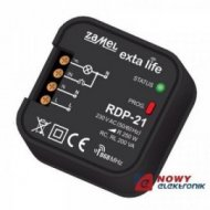 Ściemniacz radiowy RDP-21 1-kan dwukierunkowy dopuszkowy ZAMEL EXTA LIFE