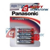Bateria LR3 PANASONIC Everyday Power Alkaline
