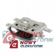 Gniazdo USB-B micro mont. USB2.0 SMT (smd) 20-7E-BA-00-RA-1