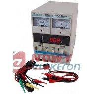 Zasilacz lab. 1502T 0-15V 0-2A  Powerlab