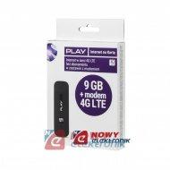 MODEM GSM Huawei E3372+starter  9GB Internet LTE PLAY