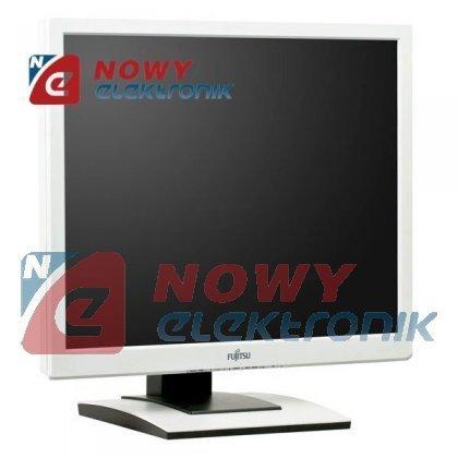 """Monitor LCD 19"""" Fujitsu B19-5   (poleasingowe gwar.6 m-cy)"""
