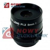 Obiektyw GM18012S 8mm F1.2  Oryginalny JAPAN