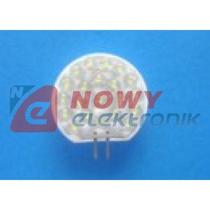 LED G4 T30-G4 COLD WHITE AC12V  21led  zamiennik za żarówkę