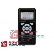 Zasilacz lab. ręczny 0-30VDC    0-3,75A LCD  Velleman