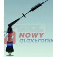 CB antena samoch.MISSISSIPPI1/4 3dbi/72cm PRESIDENT