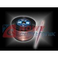 Przewód głośnik. 2x0,75mm SP78 DA VINCI (Rolka 80m)