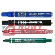 Marker N-60 PENTEL  Pernamentny odporny na światło, ścieranie i wodę