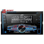 Radio samoch.JVC KW-R520 2-DIN Vario Color+FLAC CD+USB /bluetooth redy/