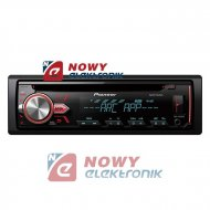 Radio samoch.PIONEERDEH-X2900UI CD+USB MITRAX, (VARIO)MULTI COLOR