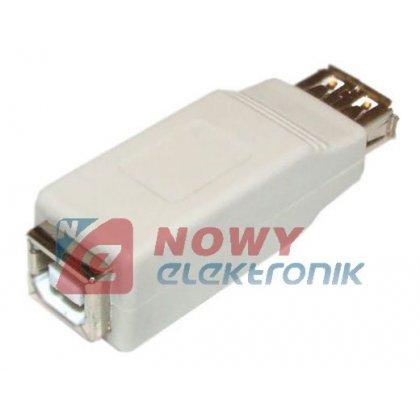 Przejście USB A-gn/B-gn Adaptor