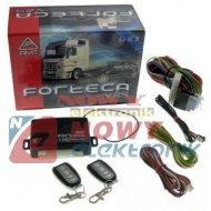 Autoalarm samochodowy FORTECAV24 zasilanie 10-30V (24V)