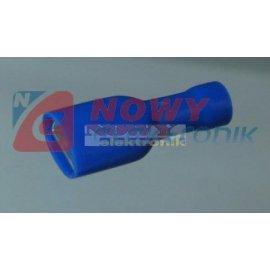 Gniazdo płaskie iz. KFIB-6.3x0.8 konektor F6.3mm