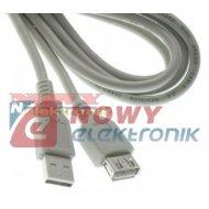 Kabel USB 2.0 Wt.A-gn.A 1m VITA. VITALCO