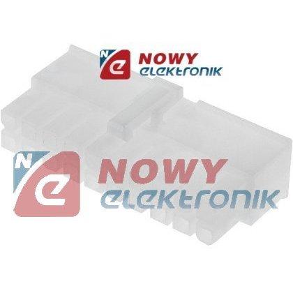 Wtyk Mini-Fit Jr MX-55-57-20R 20 żeński /osłona bez pin MOLEX