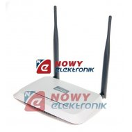 ROUTER NETIS WF2419D 300Mbps 2.4GHz 4-port 2*5dBi datachable antena